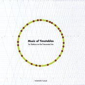 Music of Timetables - for Stations On the Yamanote Line