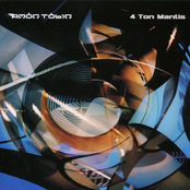 album 4 Ton Mantis by Amon Tobin