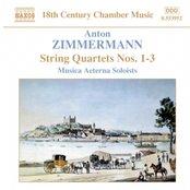 ZIMMERMANN, A: String Quartets Nos. 1-3