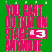 You Can't Do That on Stage Anymore Vol.3