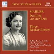 MAHLER: Das Lied von der Erde / Ruckert-Lieder (Ferrier) (1952)
