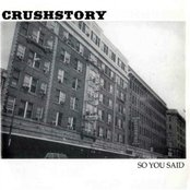 Crushstory / Out of Hand split 7 inch
