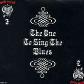 The one to sing the blues