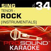 Sing Tenor - Rock, Vol. 34 (Karaoke Performance Tracks)