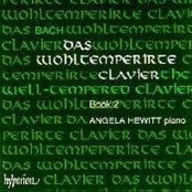 Das Wohltemperirte Clavier - Piano - Book 2
