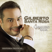 album El Caballero De La Salsa - La Historia Tropical by Gilberto Santa Rosa