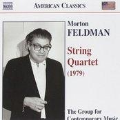 Feldman, M.: String Quartet