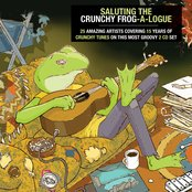 Saluting The Crunchy Frog-A-Logue