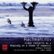 Piano concerto no. 1 - Rhapsody on a theme of Paganini