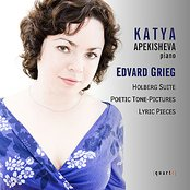 Grieg: Holberg Suite, Poetic Tone, Lyric Pieces: Piano Music