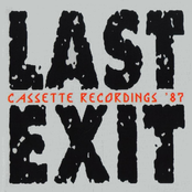 album Cassette Recordings '87 by Last Exit