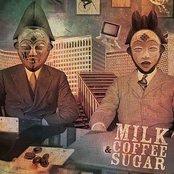 Milk Coffee And Sugar