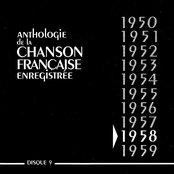 Anthologie de la chanson française : 1958
