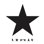 Cover artwork for Blackstar