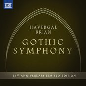 BRIAN: Symphony No. 1, 'The Gothic'