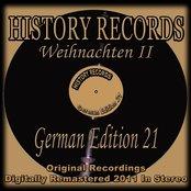 History Records - German Edition 21 - Weihnachten II (Remastered)