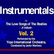 The Love Songs of the Beatles - Instrumentals Volume 2