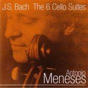 CD1 JS Bach Cello Suites