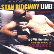 """STAN RIDGWAY: live!1991 """"poolside with gilly"""" @ the strand, hermosa beach, calif. - double cd"""