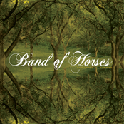 album Everything All the Time by Band of Horses