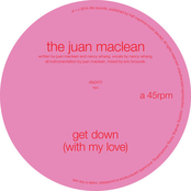 album Get Down (With My Love) by The Juan Maclean