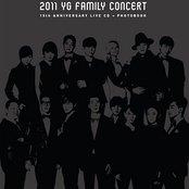 YG Family Concert 2011