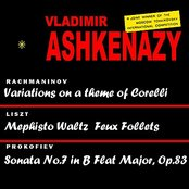 Rachmaninov Corelli Variations