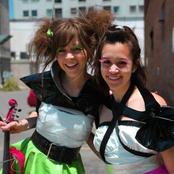 Megan Nicole & Lindsey Stirling