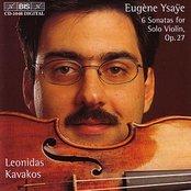 YSAYE: Six Sonatas for Solo Violin, Op. 27