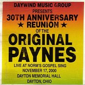 30th Anniversary Reunion of the Original Paynes