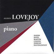 Allison Lovejoy, Piano