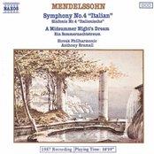 MENDELSSOHN : Italian Symphony