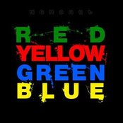 Red, Yellow, Green, Blue