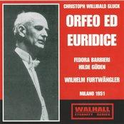 Christoph Willibald Gluck : Orfeo ed Euridice