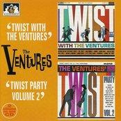 Twist with the Ventures/The Ventures' Twist Party, Vol. 2