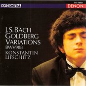 Bach: Goldberg Variations - Konstantin Lifschitz