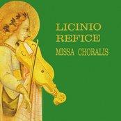 Missa choralis (A tre voci pari e assemblea, con organo)