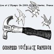 2003-05-14: L'Olympic, Nantes, France