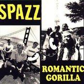 Spazz & Romantic Gorilla split cd