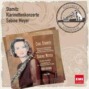Stamitz: Klarinettenkonzerte Vol.2