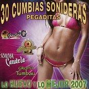 30 Cumbias Sonideras Pegaditas Lo Nuevo y Lo Mejor 2007