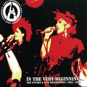 In The Very Beginning…  The Studio & Live Recordings 1982 - 1985