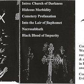 Worship of Darkness
