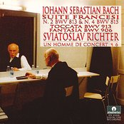 J. S. Bach: French Suite Nos. 2 & 4