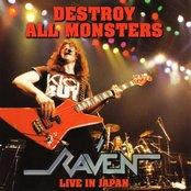 Destroy All Monsters - Live In Japan