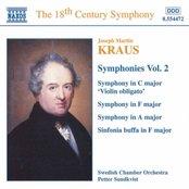 KRAUS: Symphonies, Vol.  2