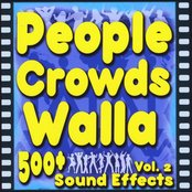 People, Walla, Crowds, Human Sound Effects Vol. 2