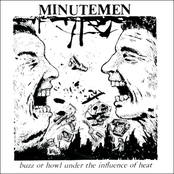 album Buzz or Howl Under the Influence of Heat by Minutemen