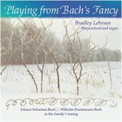 Playing from Bach's fancy