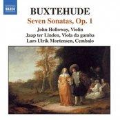 BUXTEHUDE: 7 Sonatas, BuxWV 252-258